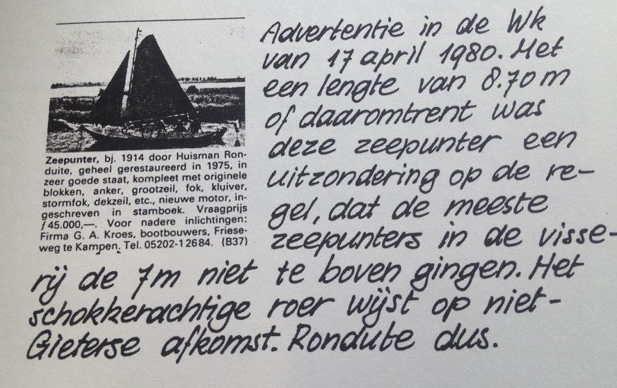 Over Gerrit Doedel en de KU12